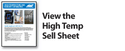 View High Temperature Pumps Sell Sheet